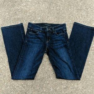 Joe's Jeans Curvy Boot Cut Jeans in Rikki